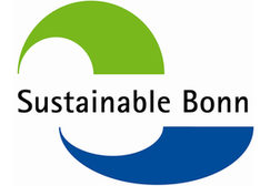 "Logo ""Sustainable Bonn"""
