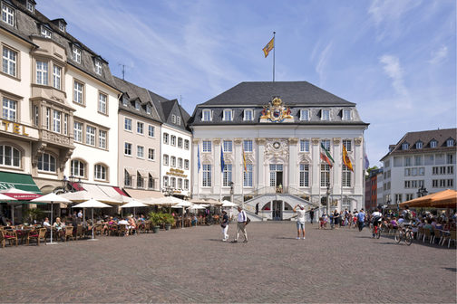Old Town Hall © Foto: Michael Sondermann/Bundesstadt Bonn