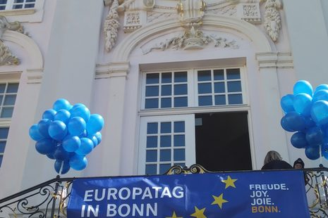 Day of Europe at the Old Town Hall