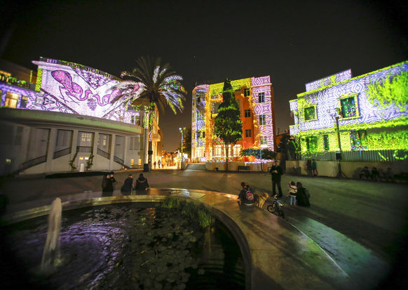 Art Project in Tel Aviv